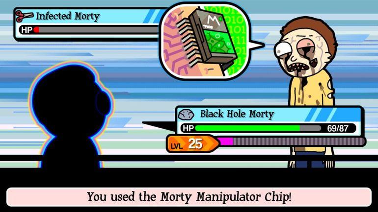 Actualizacion Mortys